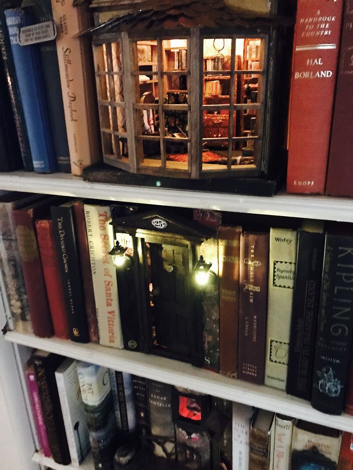 A Magical Bookshop In Your Own Bookshelf