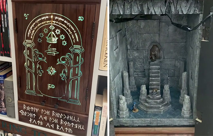 Dare You Enter The Doors Of Durin And Face The Long Dark Of Moria?