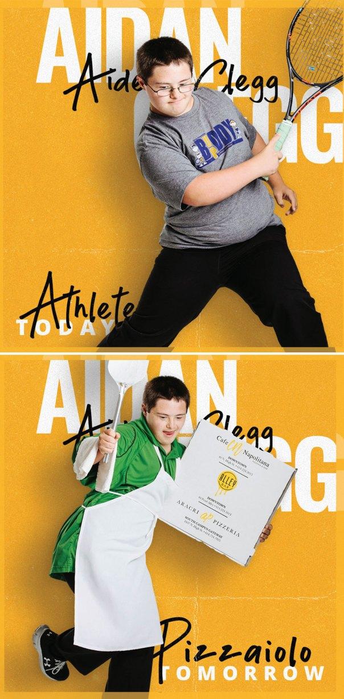 Aidan Clegg, Pizzaiolo