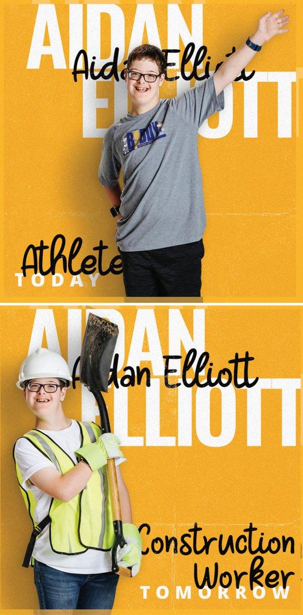 Aidan Elliott, Construction Worker