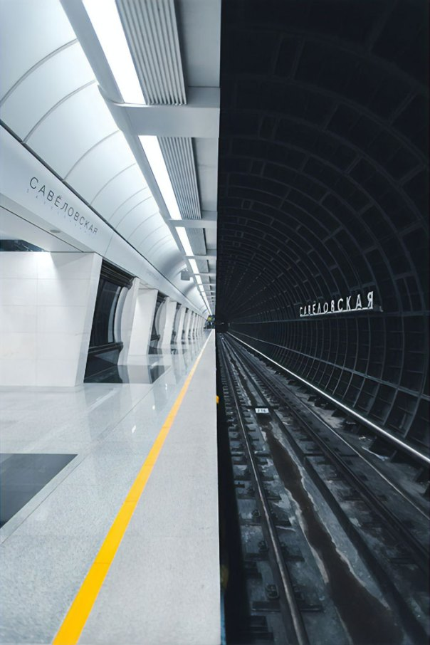 """Metrostation"" By Aleksandr Bormotin, Winner Of The Public Choice Award"
