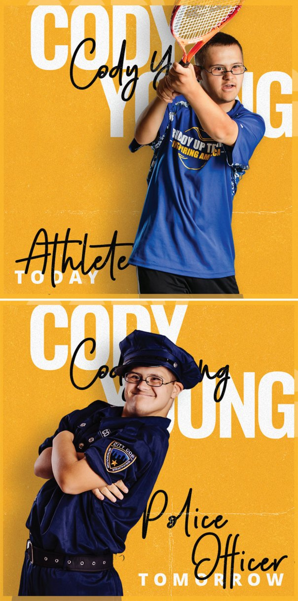 Cody Young, Police Officer