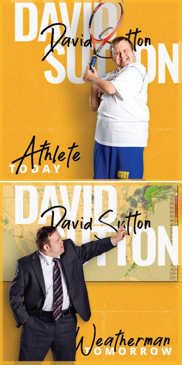 David Sutton, Weatherman