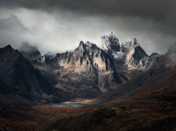 Third Place: Grizzly Lake, Yukon, Canada By Blake Randall