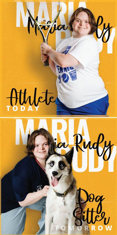 Maria Rudy, Dog Sitter