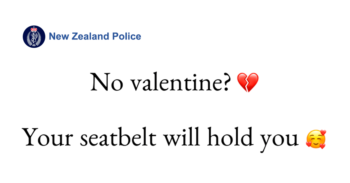 New Zealand Police Uses Humor And Cuteness To Teach Important Lessons (118 Pics)