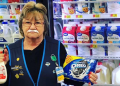 People Are Loving Charlene Who Does Serious But Hilarious Poses For Walmart Products (38 Pics)