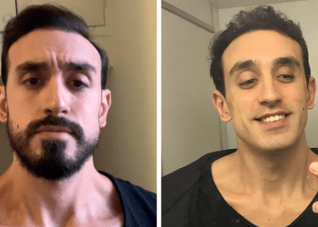 I Triggered Anti-Terror Mode By Shaving My Beard On A Flight