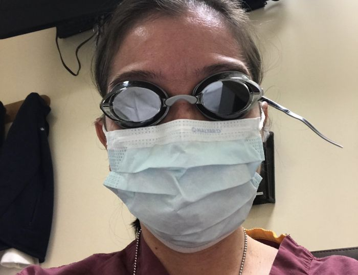Dr. Joy Vink Is On The Frontline Of NYC's Battle With Covid-19, But Without Access To Proper Personal Protective Gear