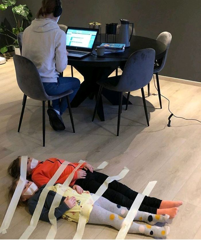 Working From Home As A Parent
