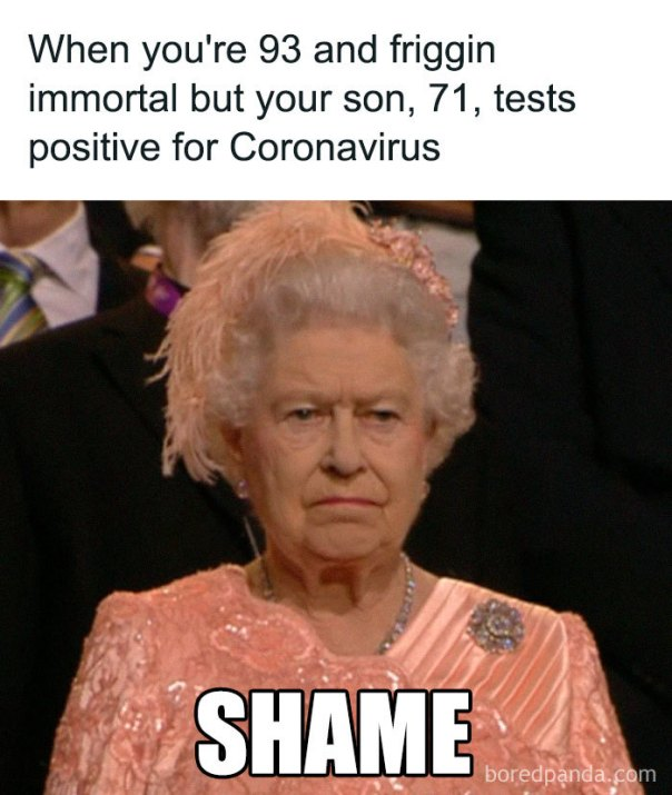 Old Queen Lady Immortal Haha