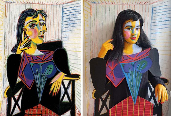 """Picasso - """"Dora Maar"""""""
