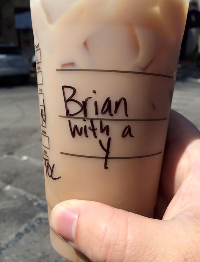 I Think My Barista Is Trolling Me