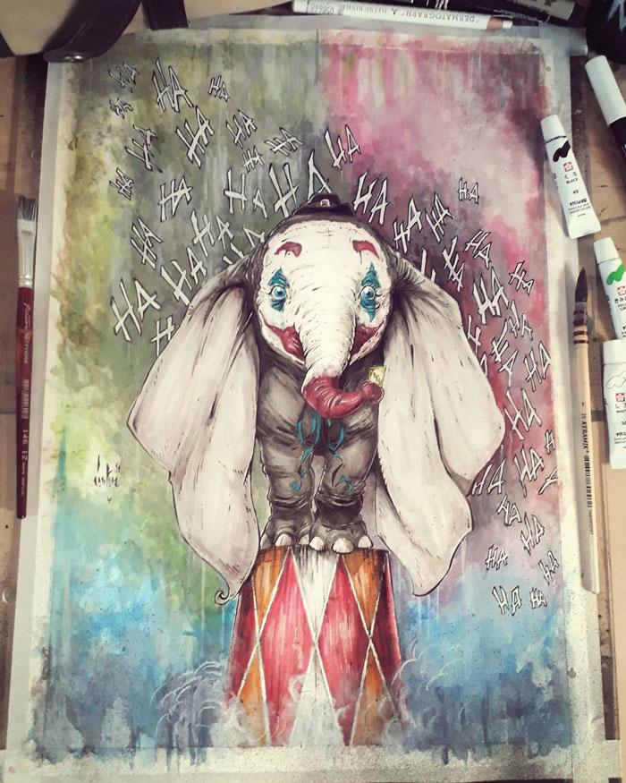 Dumbo Joker