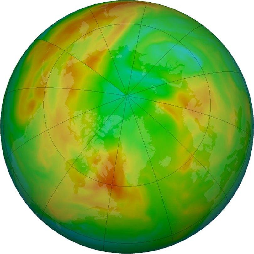 north hemisphere arctic ozone hole closed 3 5eaa8b659cd9b  700 - Cientistas anunciam que provavelmente o maior buraco na camada de ozônio se fechou