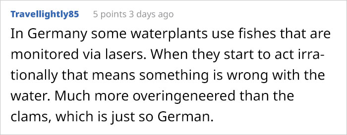 Someone Explains How Poland Uses Clams To Control Its Water Supply And It's Pretty Crazy