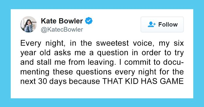 Mom Shares 29 Hilarious Things Her 6 Y.O. Says To Stall Her From Leaving His Room At Bedtime