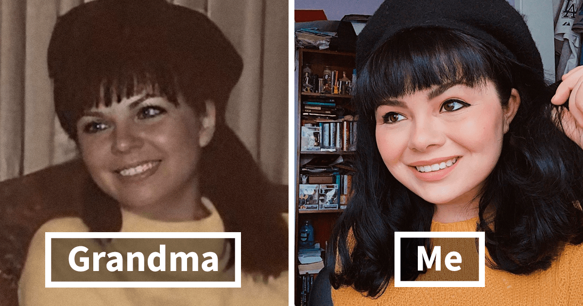 People Are Sharing How They Got Copy-Pasted Genes In A Viral Twitter Thread (53 Pics)