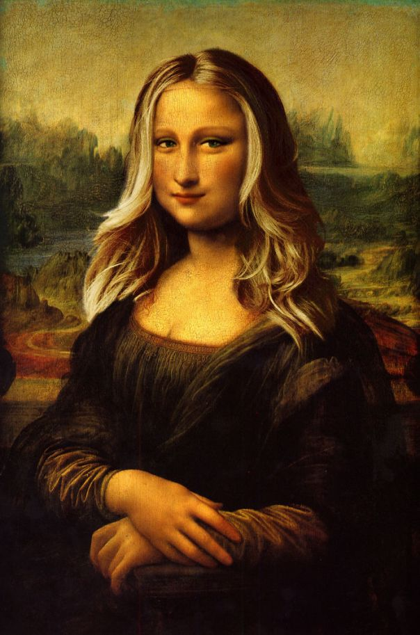 31 Versions Of The Mona Lisa That Leonardo Da Vinci Would Never Have Imagined