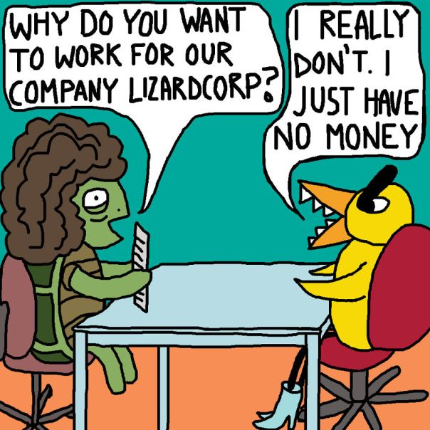 Who Wants To Work For Lizardcorp Honestly, We All Know They Are Crooks. And Crocs