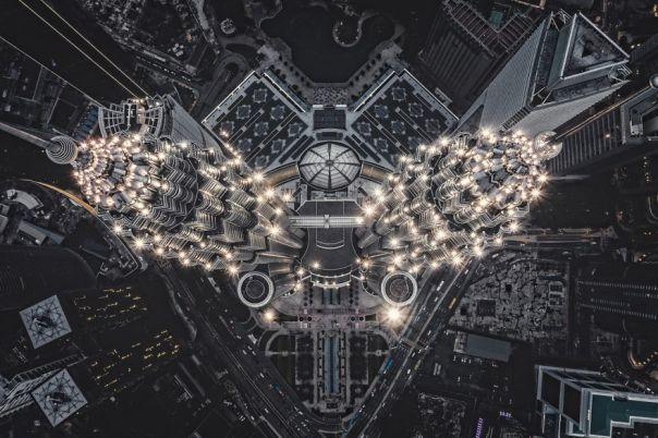 Urban Category Winner: Alien Structure On Earth