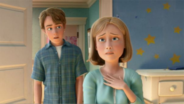 In The Toy Story Movies, Andy's Mom Never Remarries. This Is A Subtle Nod To How Andy And His Mom Were Better Off Without A Stepdad, Just Like How My Mom And I Are Better Off Without Trevor. Stop Dating My Mom Trevor You Stupid Di*k