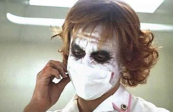 The Dark Knight (2008): Despite Being A Murderous Maniac With No Regard For Human Life, The Joker Still Takes Special Precautions To Wear A Mask Around The Vulnerable. This Is Because He Is Not A Fu**ing Idiot