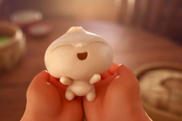 "The Name Of Pixar's 2018 Short, Bao, Is A Play On Words. 包, Pronounced ""Bao"", Is The Mandarin Chinese Word For ""Dumpling""; However, This Pronunciation Is Shared By 宝, Meaning ""Treasure"" Or ""Baby"", And 保, Meaning ""Protect"" Or ""Defend"""
