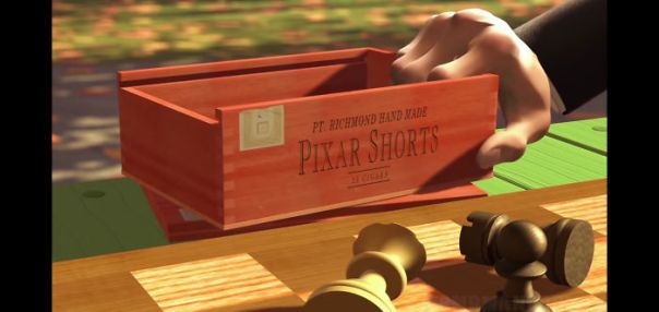 "In The Pixar Short ""Geri's Game"" (1997), The Short Preceding Bug's Life, The Cigar Box Containing The Chess Pieces Says The Cigars Were Made In Point Richmond, A Town In California. This Is Where Pixar's Headquarters Once Was"