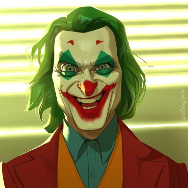 Joaquin Phoenix (Joker)