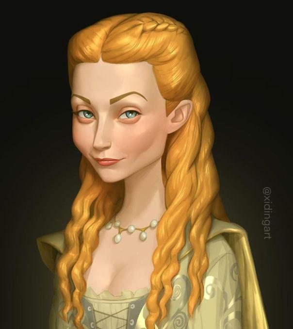 Gwenyth Paltrow (Viola De Lesseps)