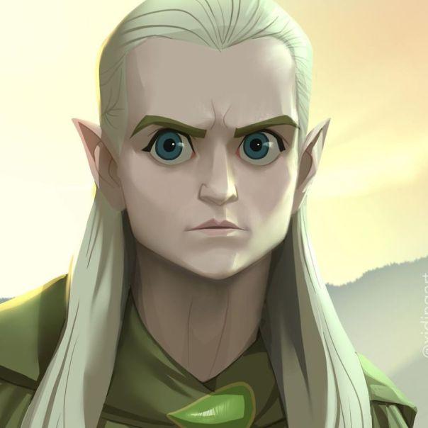 Orlando Bloom (Legolas)