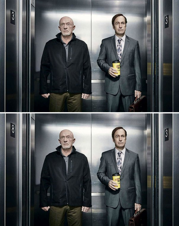 """Better Call Saul"" (11 Differences)"