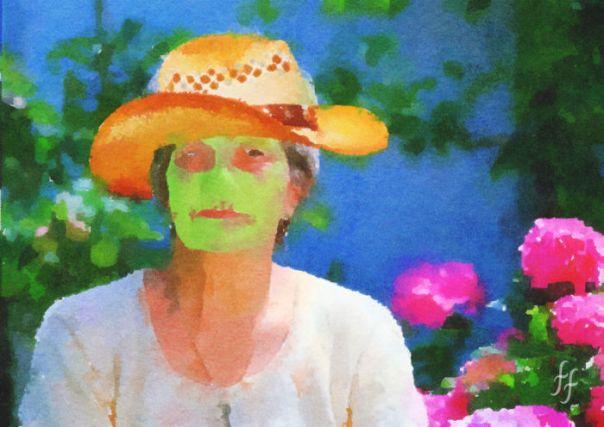 Surprise Facial For Grandma