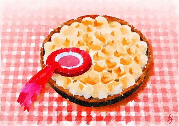 Best Amateur Cream Pie