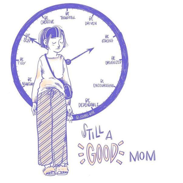 Still-A-Good-Mom-Illustrations-Jamina-Bone