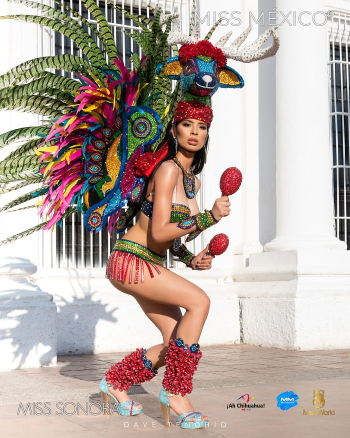 Miss Sonora, Ayram Ortíz