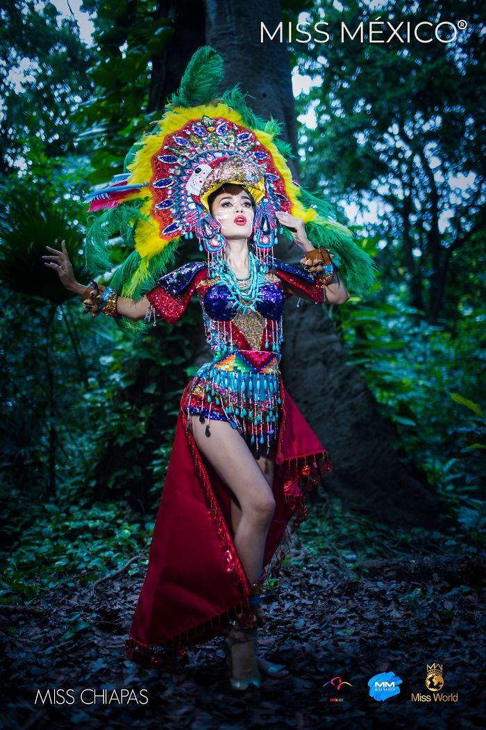 Miss Chiapas, Rocío Carrillo