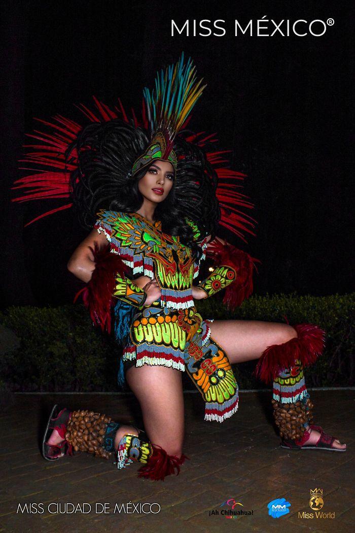 Miss Ciudad De México, Jéssica Farjat