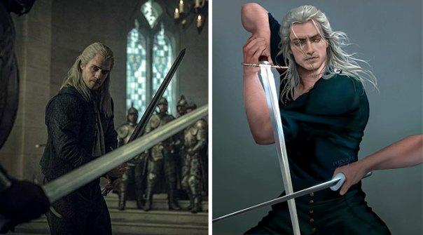 Geralt (Witcher)