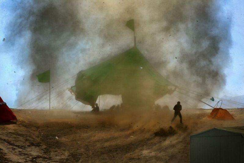 Finalist 'Small Tornado' By Hadi Dehghanpour