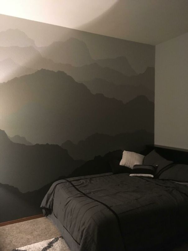 Some Work My Girlfriend And I Did In Her New House In Colorado