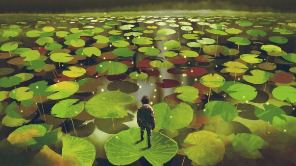 This Digital Artist Creates Fantasy Worlds Using His Old Photos (58 New Pics)