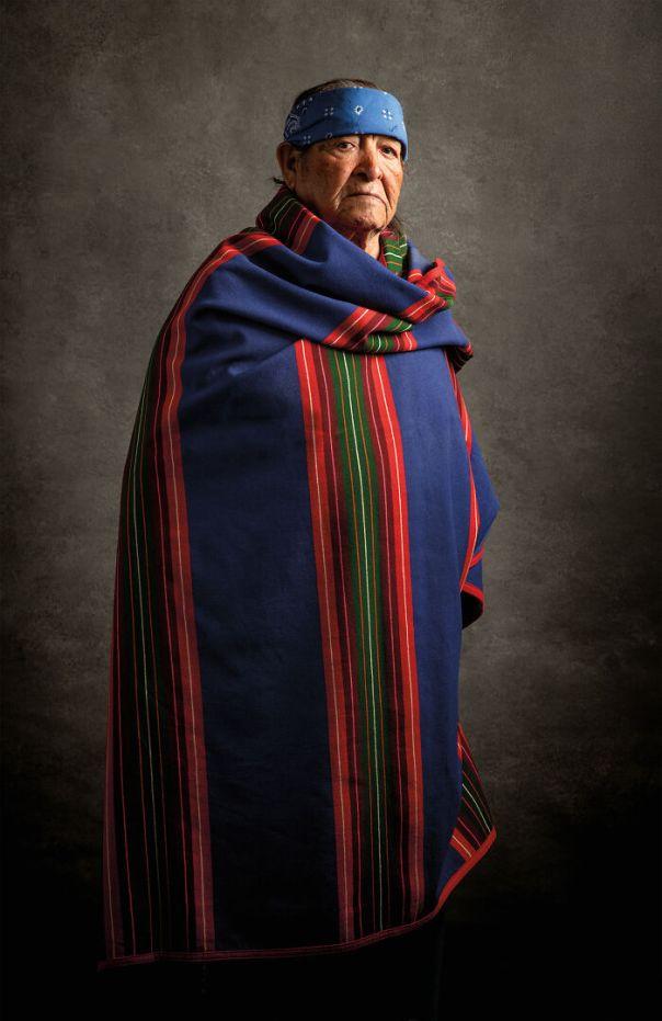 Elk Deer, Two Term Tribal Governor, Taos Pueblo