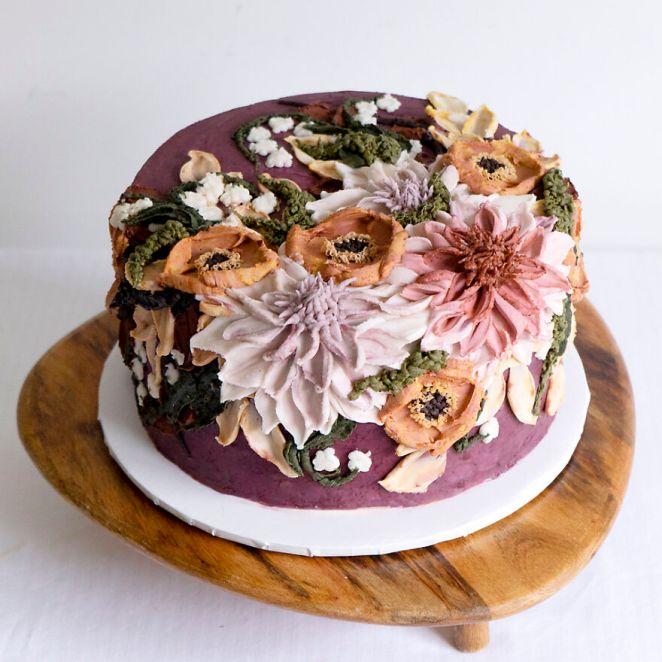 Autumn Colors Cake