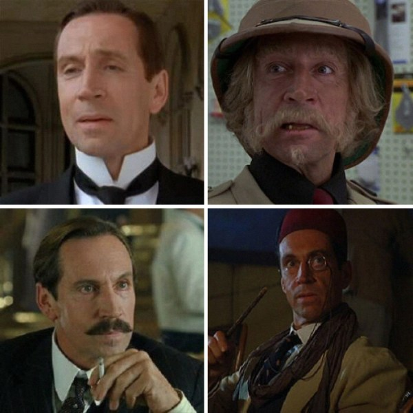 Actor Jonathan Hyde, A Staple Of Fun 90s Movies (Pictured: Richie Rich, Jumanji, Titanic, And The Mummy)