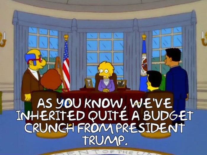 Donald Trump's Presidency