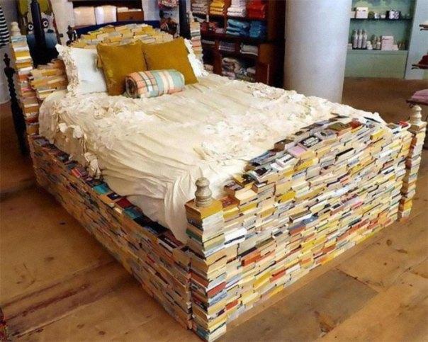 Those Poor Books!