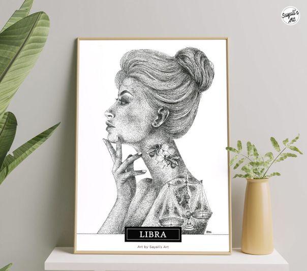 Libra (September 23 To October 22)