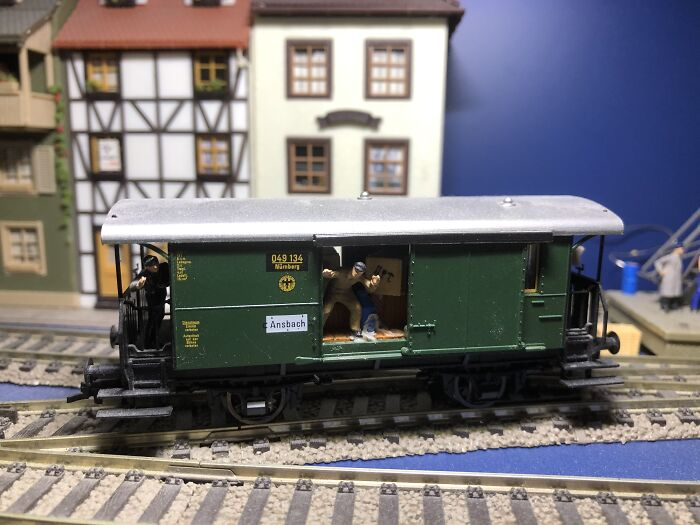 Paid💲10 For This Detailed Freight Car